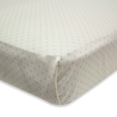 Little Haven Go Bananas Fitted Crib Sheet