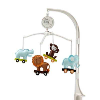 Little Bedding by NoJo® Critter Pals Musical Mobile