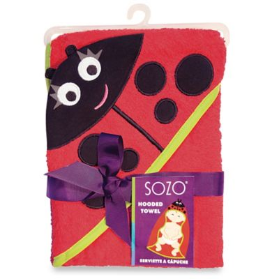 Ladybug Bath Accessories