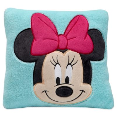Disney® Minnie Decorative Pillow