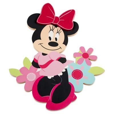 Disney® Minnie Shaped Wall Art