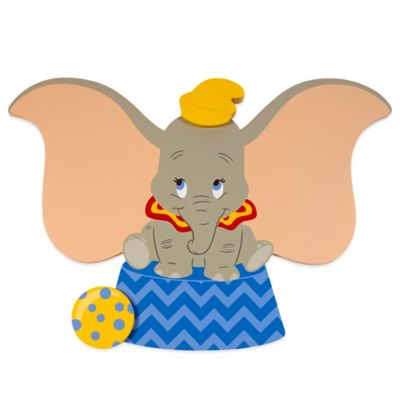 Disney® Dumbo Shaped Wall Art