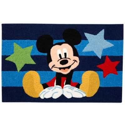 Disney® Mickey Mouse Rug
