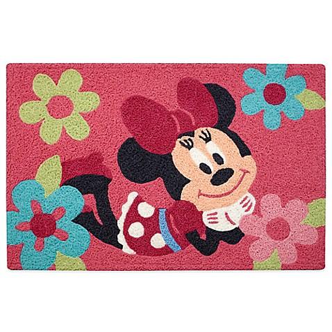 Disney 174 Minnie Mouse Rug Www Bedbathandbeyond Com