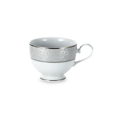 Parchment 8-Ounce Teacup