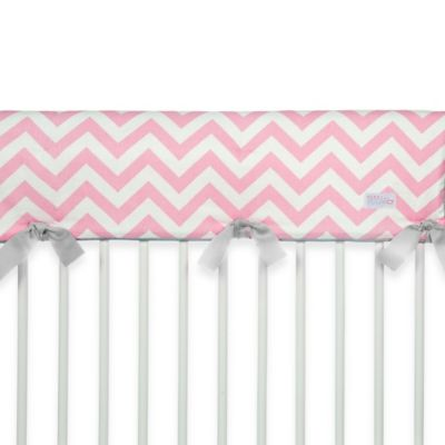 Glenna Jean Swizzle Long Rail Guard in Pink