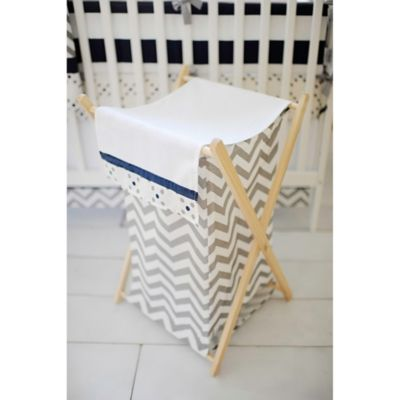 Blue Wood Hampers