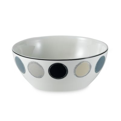 Noritake® Java Graphite 47-Ounce Small Serving Bowl