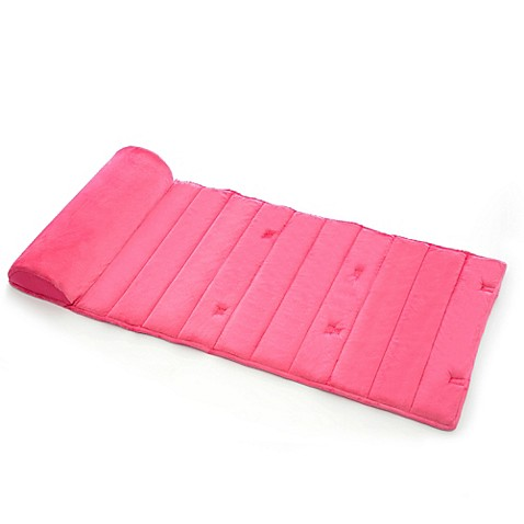 My First Toddler Nap Mat In Pink Www Buybuybaby Com