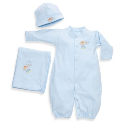 Elegant Baby® Take Me Home Premier Gift Set in Blue