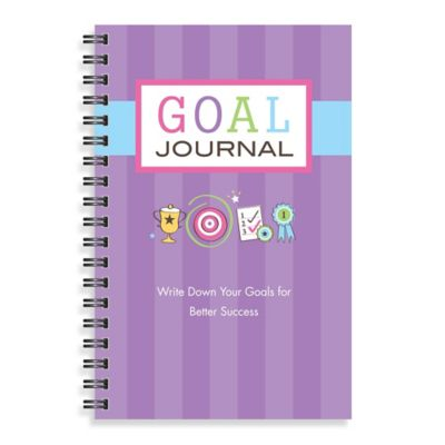 Kahootie Co® Goal Journal Notebook in Purple
