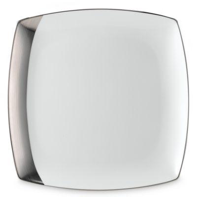 Mikasa® Ridge Square Platinum Platter