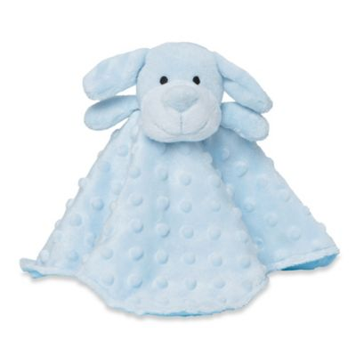 Elegant Baby® Puppy Blankie Buddy in Blue
