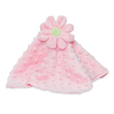 Elegant Baby® Flower Blankie Buddy in Pink