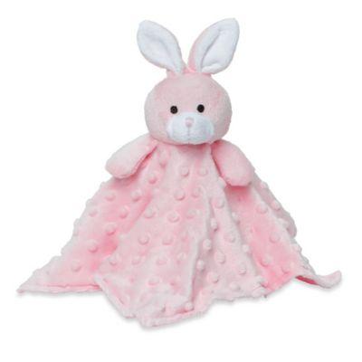Elegant Baby® Bunny Blankie Buddy in Pink