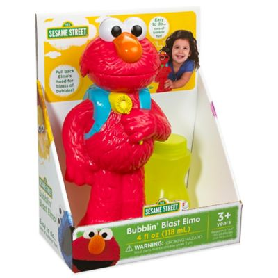 Little Kids® Sesame Street® Bubblin' Blast Elmo