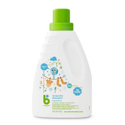 Fragrance-Free Laundry Detergent