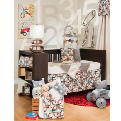 Glenna Jean Jetson 3-Piece Crib Bedding Set