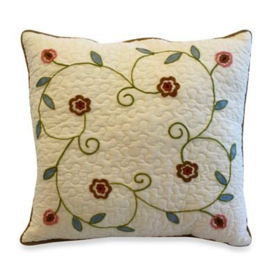 Nostalgia Home™ Lake Forest Square Throw Pillow