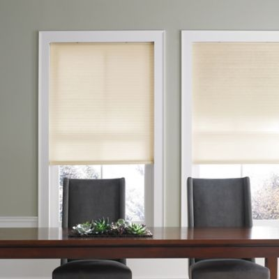 Real Simple® Cordless Cellular 55.5-Inch x 48-Inch Shade in Shale