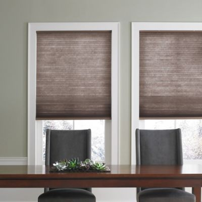 Real Simple® Cordless Cellular 18-Inch x 72-Inch Shade in Espresso