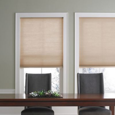 Real Simple® Cordless Cellular 25.5-Inch x 48-Inch Shade in Sand