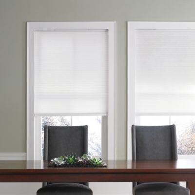 Real Simple® Cordless Cellular 68.5-Inch x 48-Inch Shade in Snow