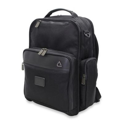 Andiamo® Avanti Business Backpack in Black