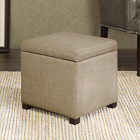 Buy Regency Heights 174 Maddox Small Cube Storage Ottoman In