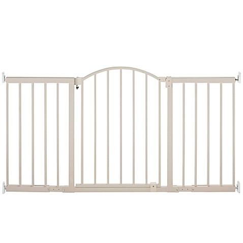 Summer Infant 174 Metal Expansion Gate 6 Foot Wide Walk Thru