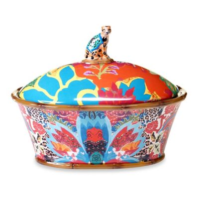 Poetic Wanderlust® Magpie Covered Bowl