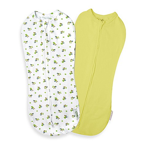 SwaddleMe® SwaddlePod® Newborn 2-Pack in Hungry Caterpillar