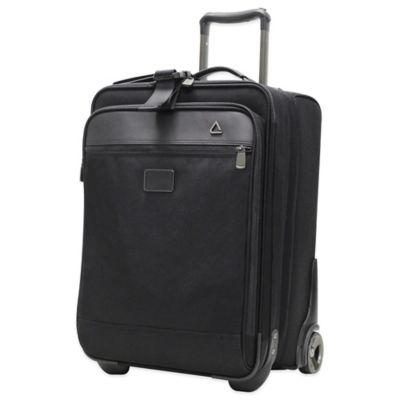 Andiamo® Avanti International Auto-Expand 20-Inch Carry-On in Black