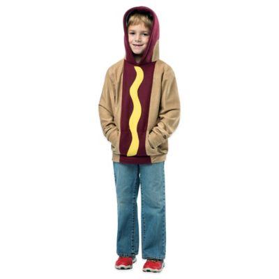 Rasta Imposta Size 4-6X Hot Dog Hoodie