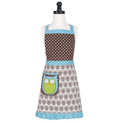 Hoot Children's Apron