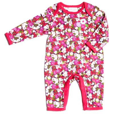 Little London Floral Coverall