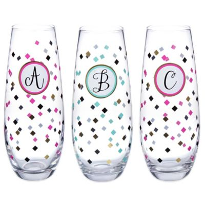 Champagne Bridal Party Gifts
