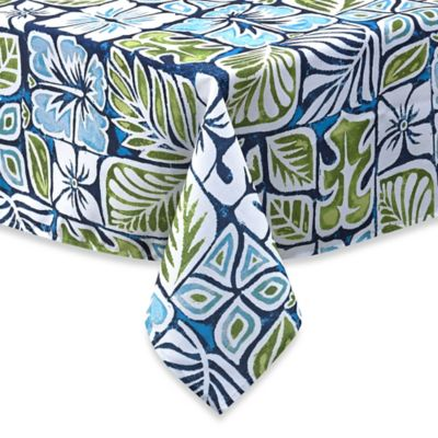 Tommy Bahama® Bora Bora 70-Inch Round Umbrella Tablecloth