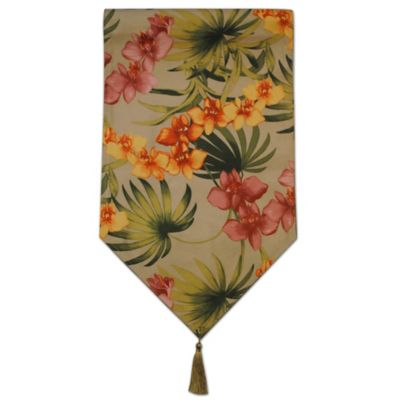 Tommy Bahama® African Orchid 70-Inch Table Runner