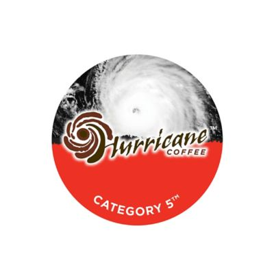 18-Count Hurricane™ Coffee Category 5™ French Roast for Single Serve Coffee Makers