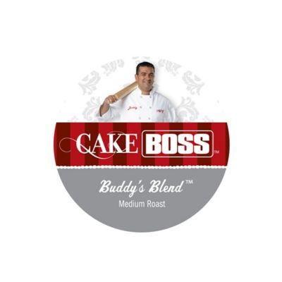 18-Count Cake Boss™ Buddy's Blend Coffee For Single Serve Coffee Makers