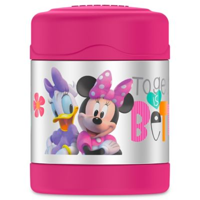 Thermos® Funtainers™ BPA Free 10-Ounce Minnie Mouse Food Jar