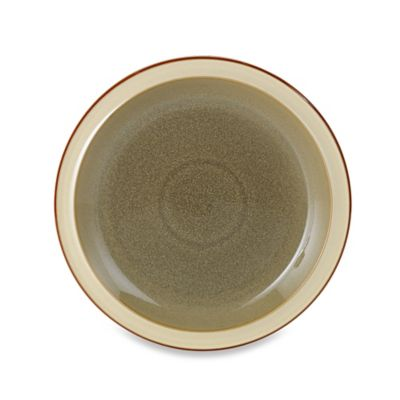 Denby Fire 9-Inch Salad Plate in Sage