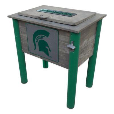 Michigan State University Spartans 54-Quart Cooler