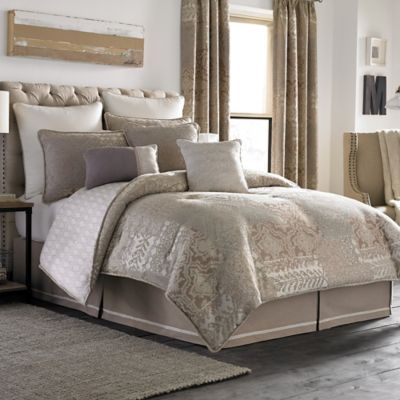 Croscill® Montrose Reversible King Comforter Set
