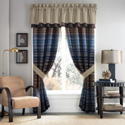 Croscill® Clairmont Tailored Window Valance