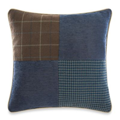 Croscill® Clairmont Reversible Fashion Square Throw Pillow