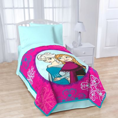 Disney® Frozen Fleece Character Throw