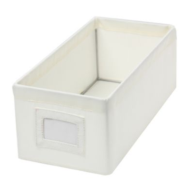 Small Accessory Storage Bin in Natural
