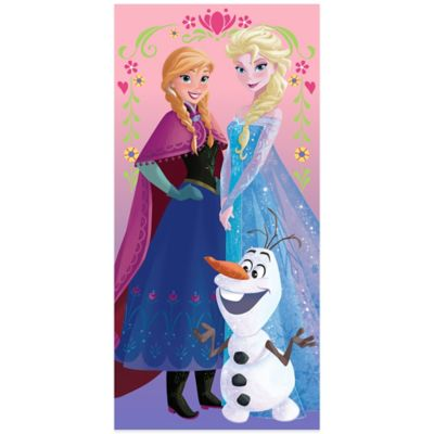 Disney® Frozen Celebrate Beach Towel